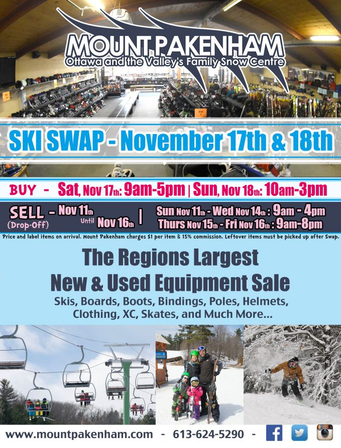 Annual New & Used Equipment Sale