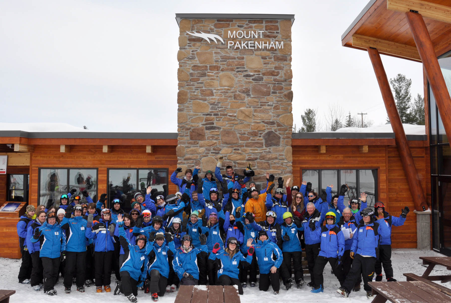 Love to Ski or Ride? Join our Snow School Team!
