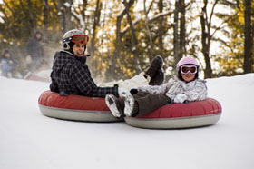 Snow Tubing (Weekday Groups)