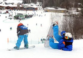 Discover MORE Ski or Snowboard